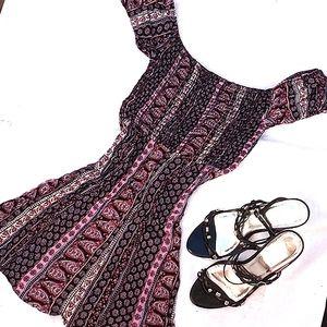 Rue21 Puckered Dress